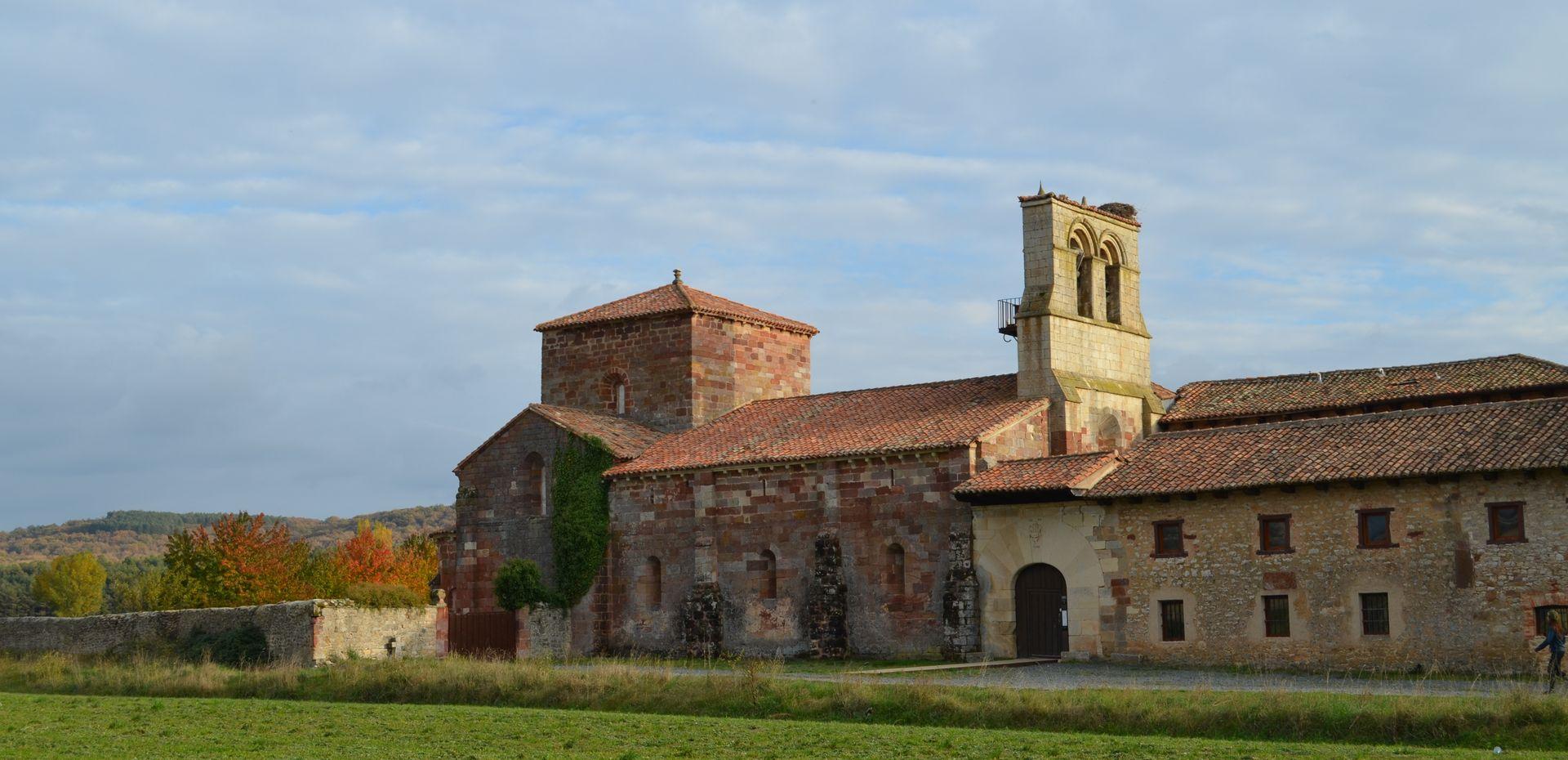 Monasterio De Santa María De Mave Palencia Turismo